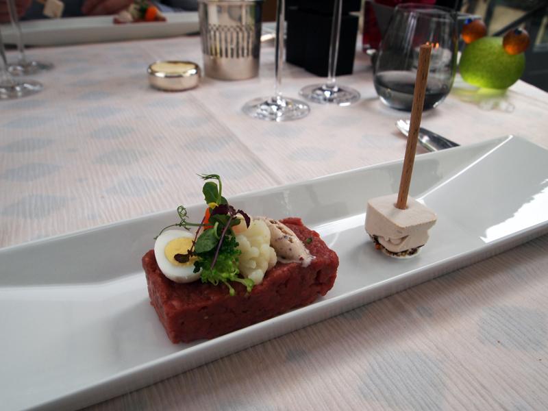 Eten met een sterretje: Kasteel Diependael