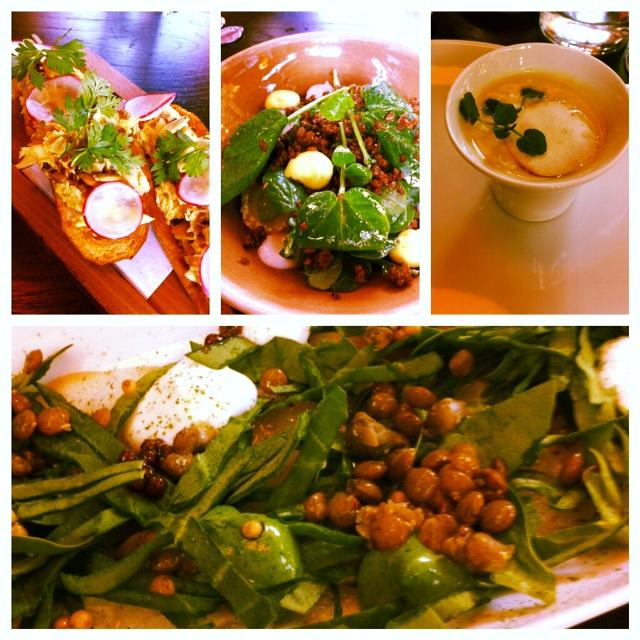 Lunch bij Volta in Gent