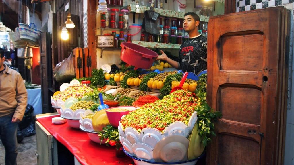 Een (culinaire) uitstap naar Fez, Marokko