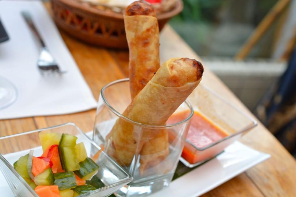 Garuda: Javaanse keuken in Brussel