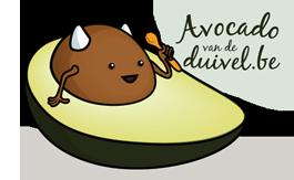 Avocado van de Duivel