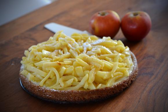 Het Bakboek van Piva: Bretoense appeltaart