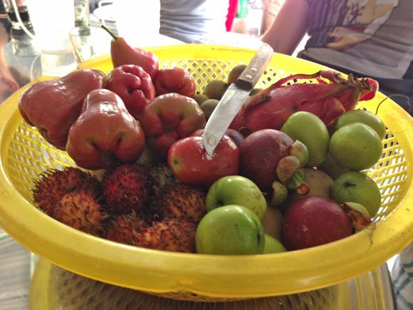 fruitles