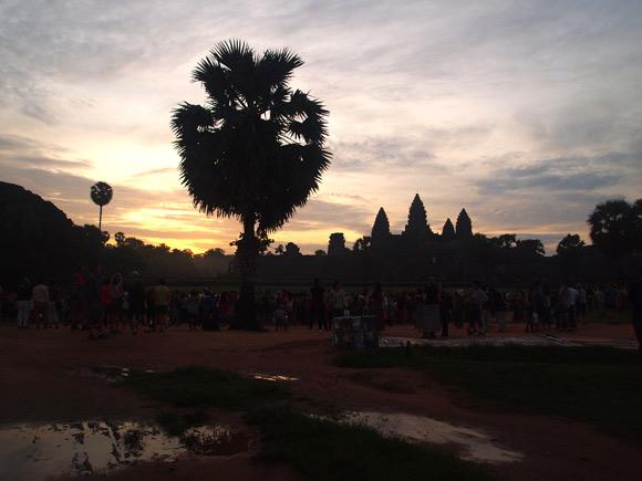 ankor-sunrise