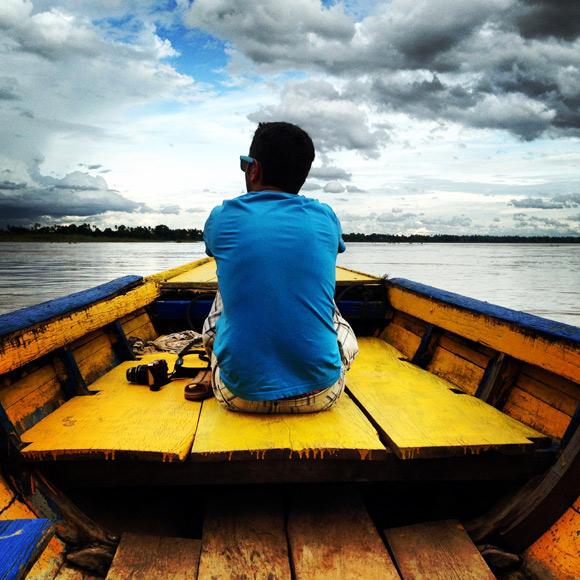 De Mekong Discovery Trail in Kratie