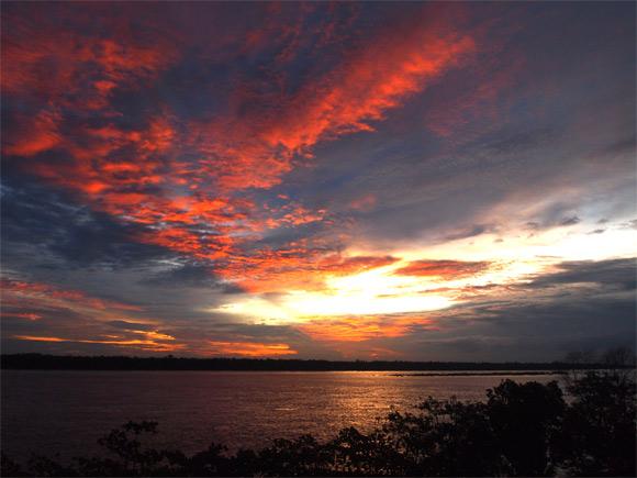 kratie-sunset-mekong