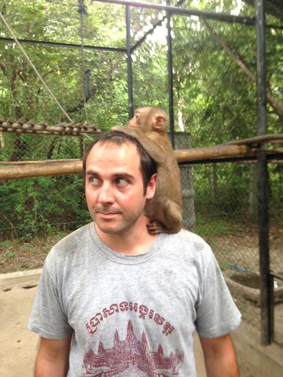 monkey-vlooien