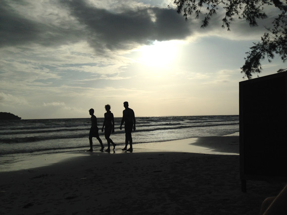 otres-beach