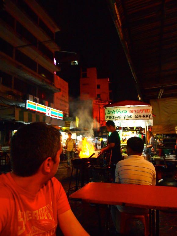Spektakel street food!