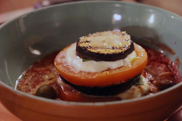 Dagen zonder vlees vanuit Italië: melanzane parmigiana