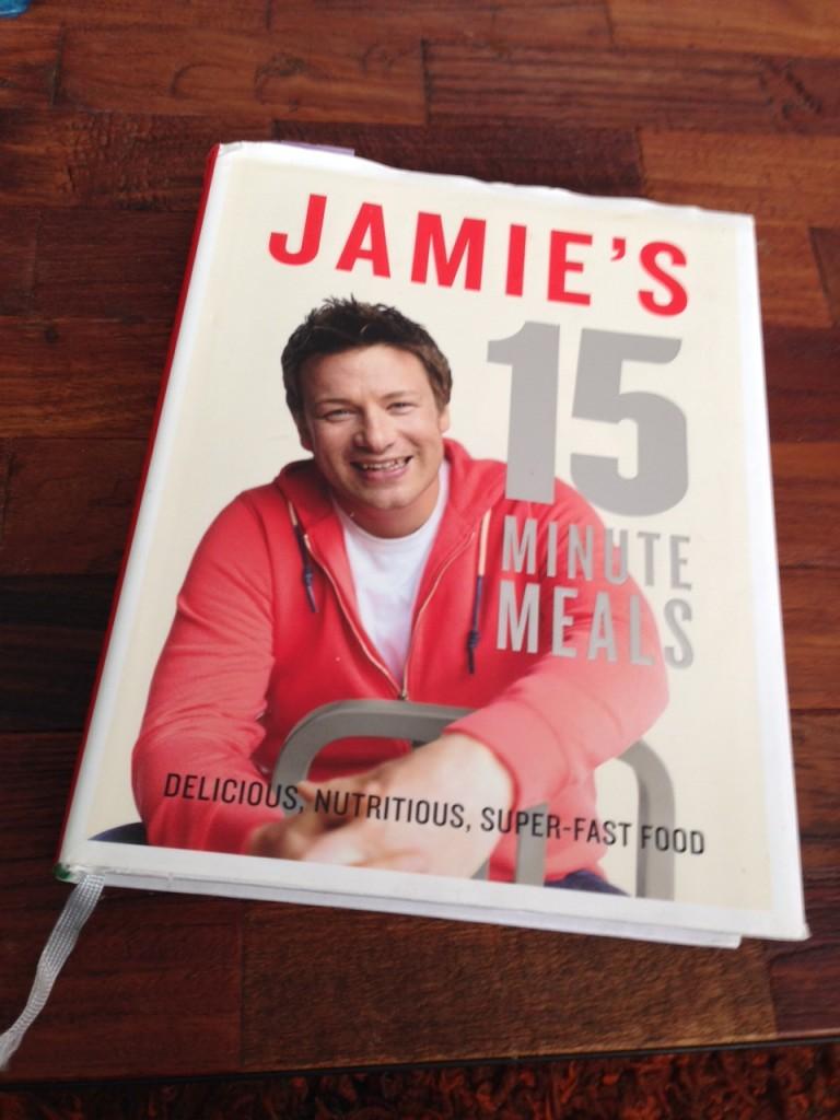 Kookboek: Jamie's 15 Minute Meals