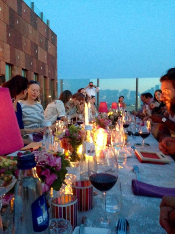 Parelende tafels - 9 van 11
