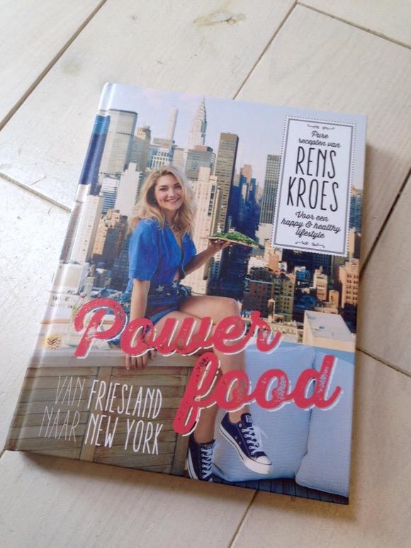 Kookboek van de week: Rens Kroes Powerfood, Van Friesland naar New York