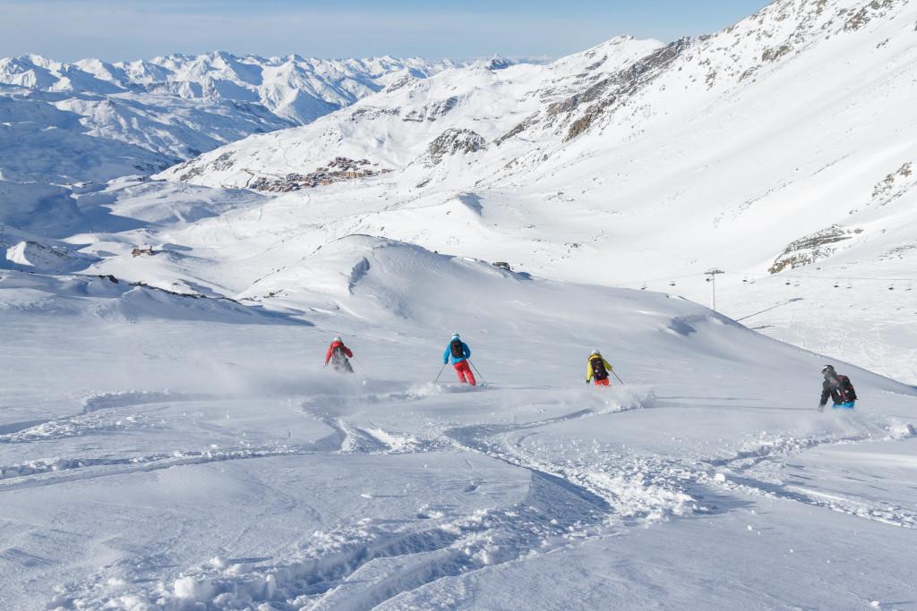 Skiën in Frankrijk, les nouveautés