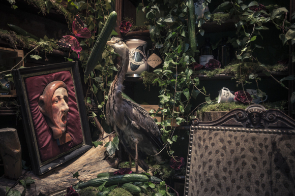 Hendrick's -Chambers Of The Curious - La Pharmacie Anglaise, Brussels, Belgium