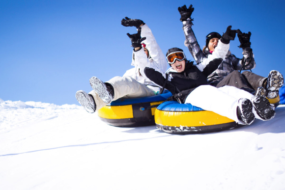 orcieres snowtubing