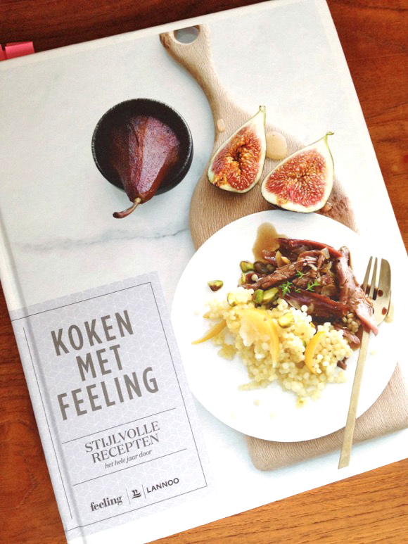 Kookboek: Koken met Feeling