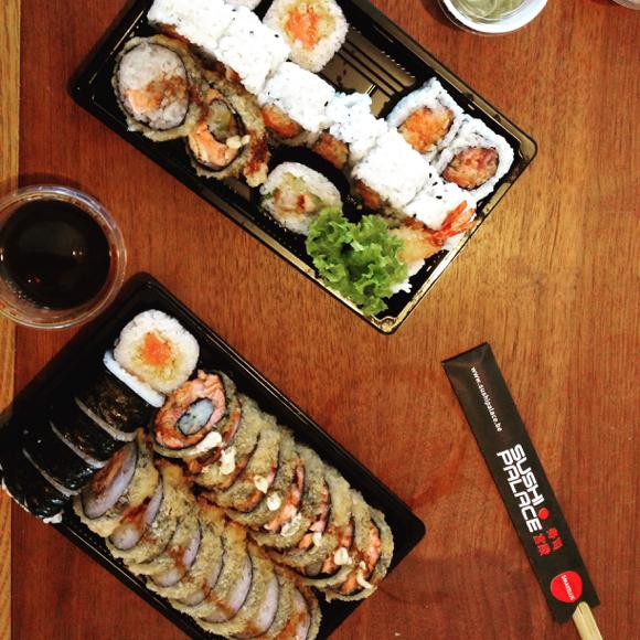 sushi - 1 van 4