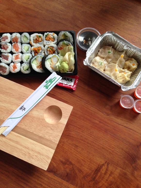 sushi - 2 van 4