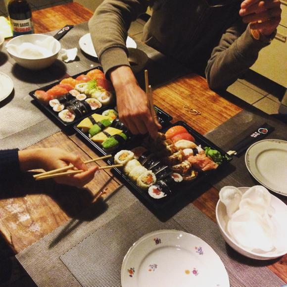 Sushi bestellen op pizza.be + win een kortingscode!