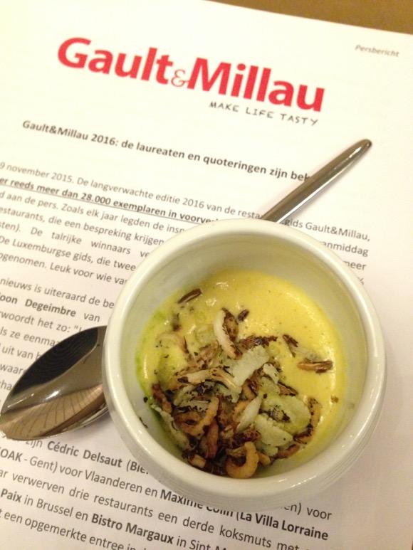 Gault&Millau gids 2016