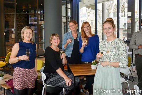 Gourmet Bar wedstrijd in Novotel Gent Centrum