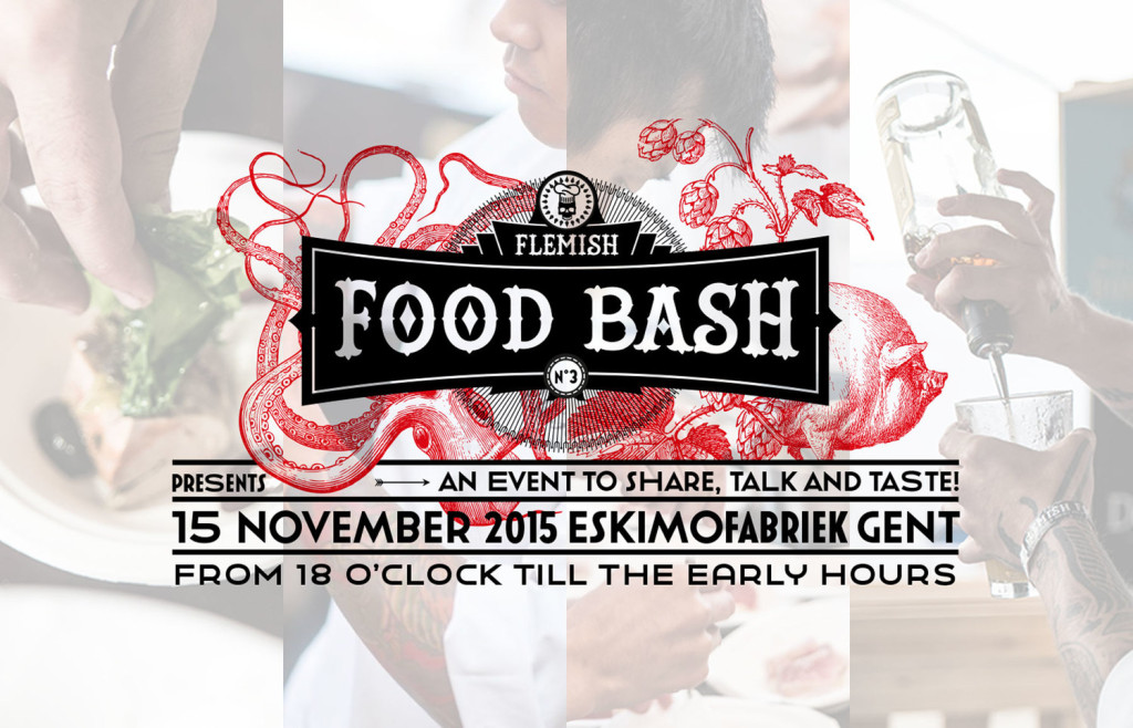 Win een duoticket voor Flemish Food Bash