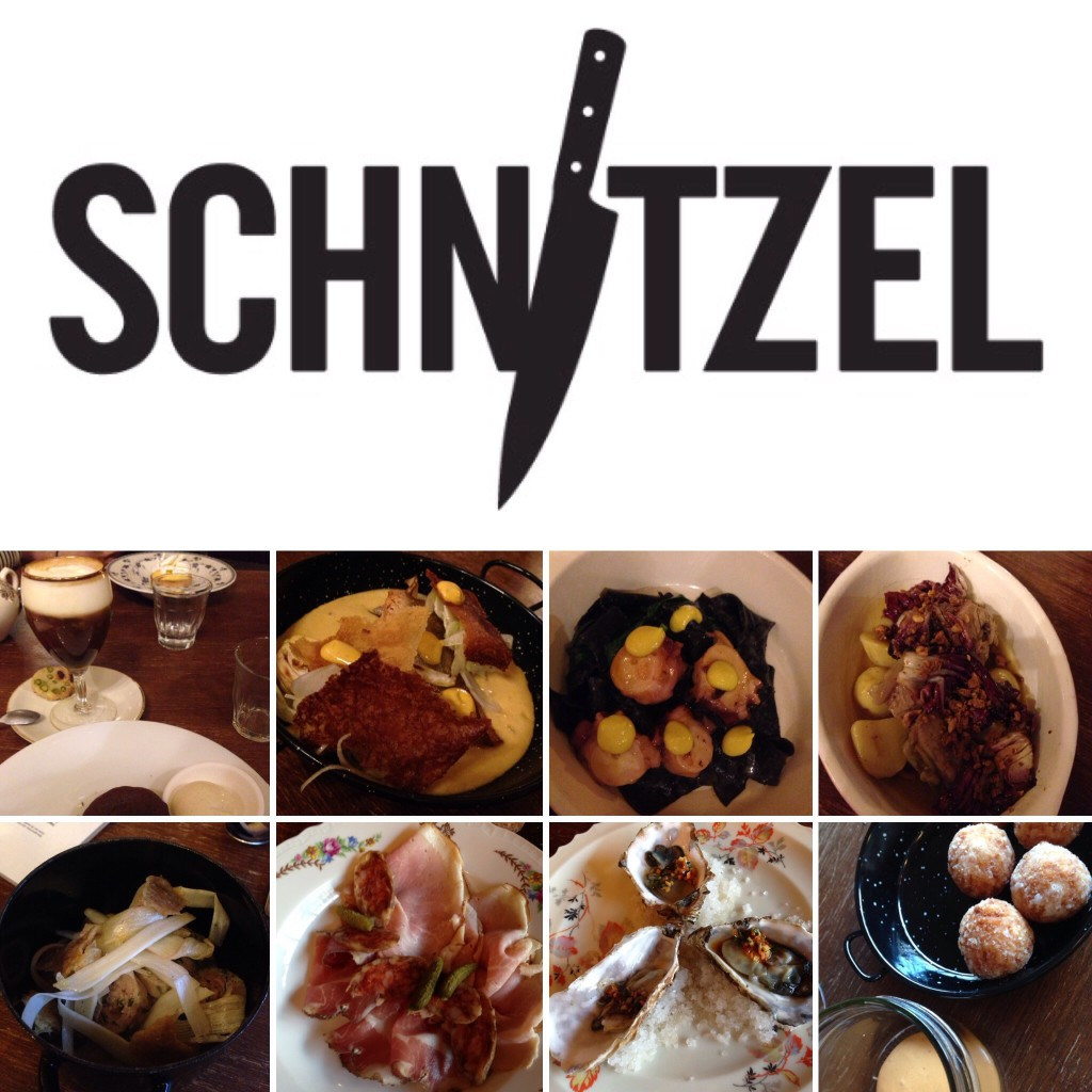 (Anything but) Schnitzel in Antwerpen