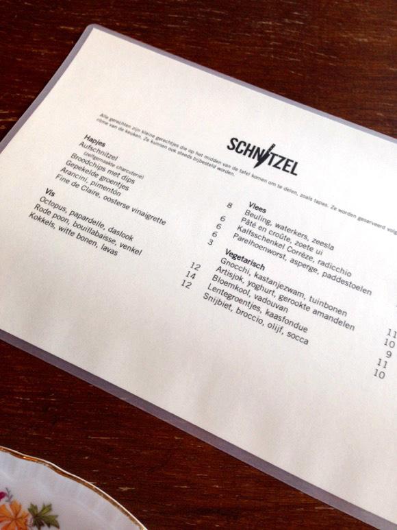 Schnitzel Antwerpen - 1