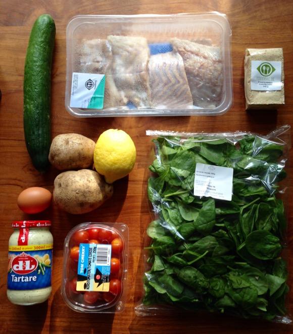 Foodbag plat du jour - 1