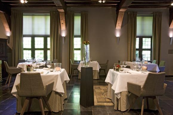 Lunch bij The Faculty Club Leuven - 12