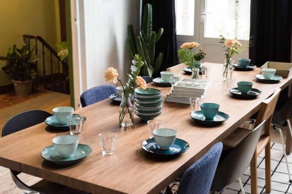 Roomin Smartmat dinner - 2