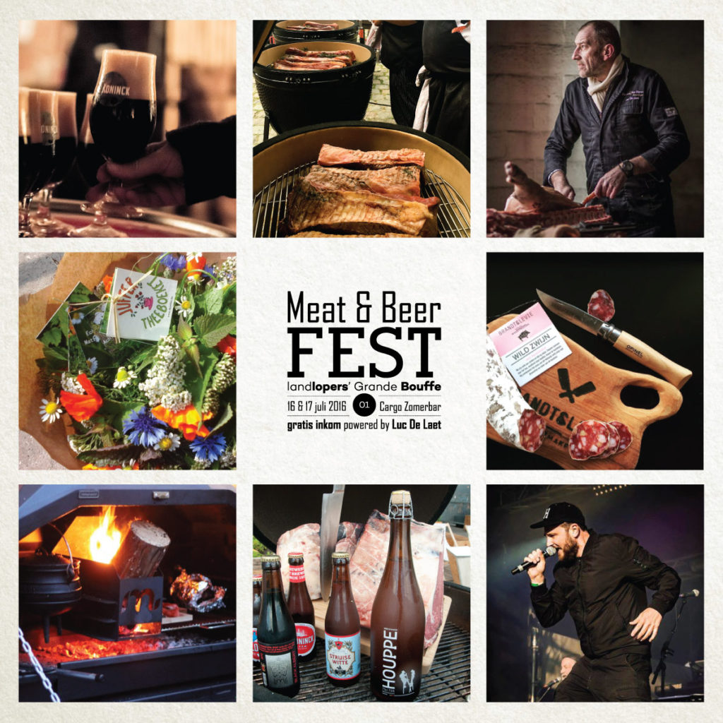 Dit weekend in Antwerpen: La Grande Bouffe 'Meat & Beer Fest'