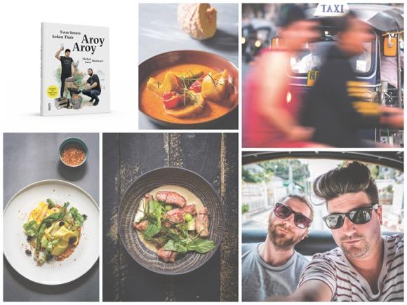 Nieuw kookboek: Aroy Aroy!
