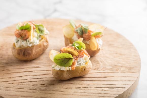 Aardappelen, superfood van bij Seppe Nobels