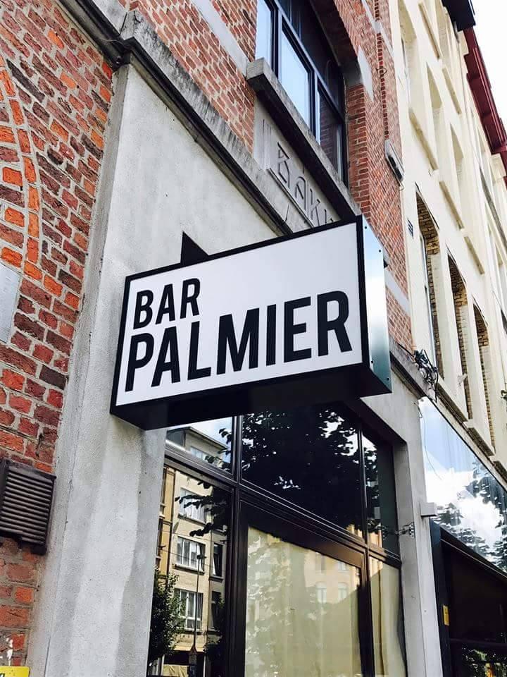 Moss en Bar Palmier