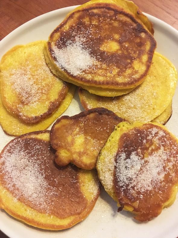 Pampoenkoekies – een Zuid-Afrikaans recept
