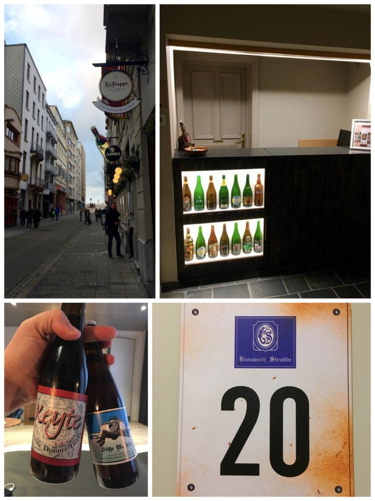 Café en Hotel 't Botteltje Oostende