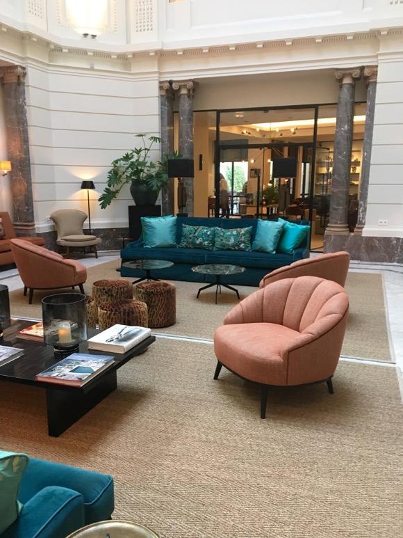 Nieuw in Antwerpen: hotel en restaurant FRANQ