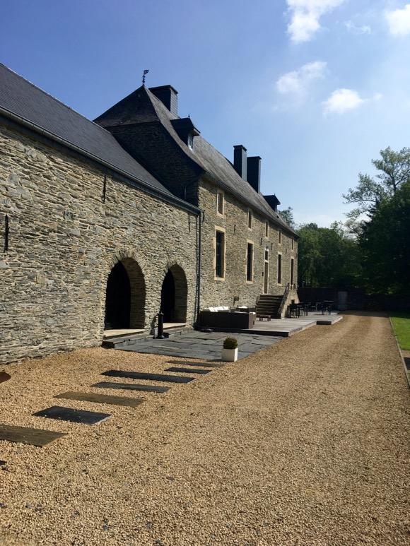 Heerlijk uitje in de Ardennen: Chateau Grandvoir