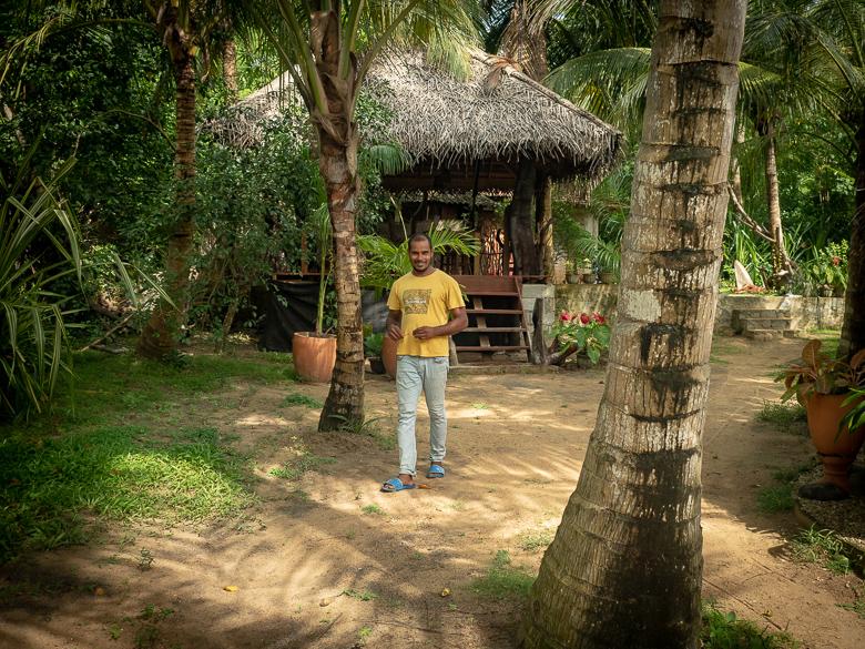 Sri Lanka: De reuzeschildpadden van Asanka in Tangalle