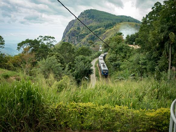 Sri Lanka: The Hill Country: van Ella naar Kandy