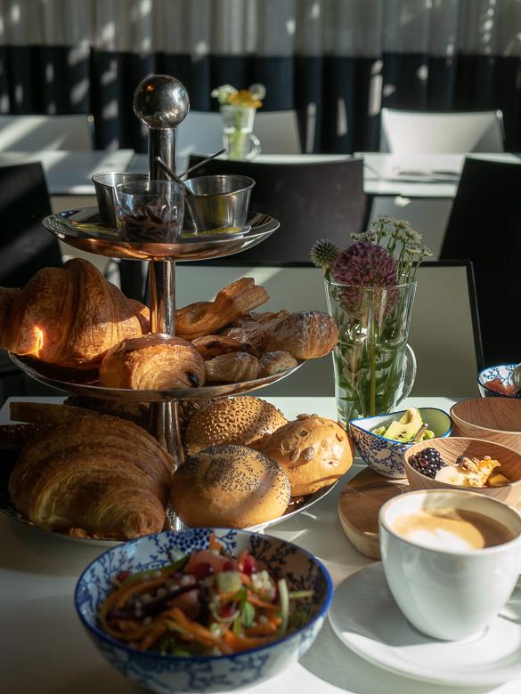 Ontbijt bij Tearoom Lints
