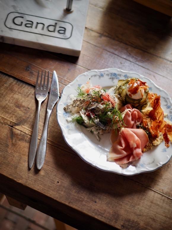 Ganda Ham foodie tour in Gent