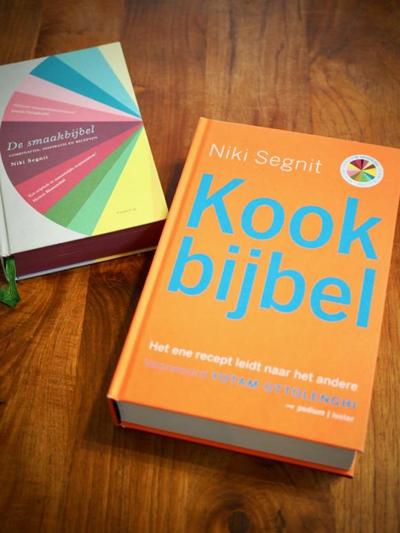 Lateral cooking: de Kookbijbel van Niki Segnit
