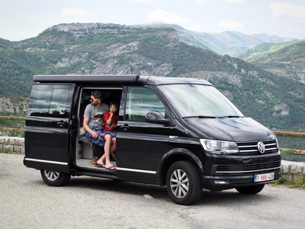 #vanlife: onze ervaringen met de VW California Ocean