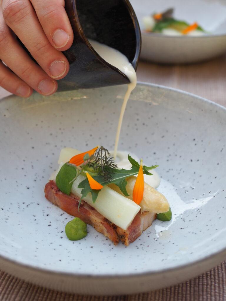 #coronatimes Take away in Antwerpen - Fine Dining